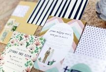 Paper Goods Inspiration / For ideas & inspiration / by Brenna Noel