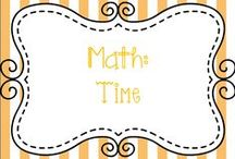 Math:  Time / Ideas for teaching time