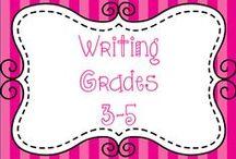 Writing Grades 3-5