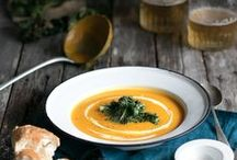 Soups / Grab a spoon and enjoy the most delicious vegan soups around!