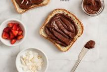 Dips, Jams & Spreads / Tired of Nut***a? Try vegan chocolate spread, homemade hummus and nut butters!