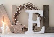 holidays & seasons / cozy decor for that upcoming season or holiday / by Katie Popp