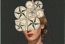 Collage/Ephemera art