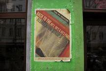 Retro Posters Mockup / Hier zie je de mogelijkheden om een poster geheel in retro te photoshoppen
