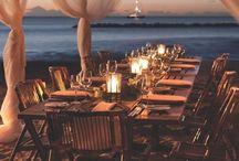 // dinner parties //