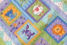 Quilts - baby / by Debby Timson