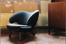 Finn Juhl's Pelican Chair