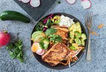 Rolls & Bowls / The best vegan rolls and bowls around!