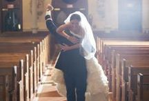 one day <3 / Wedding ideas!  / by Brittni Chapman