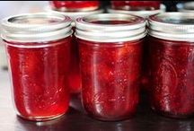 Canning and preserving / Learn how to preserve some foods that will last longer through canning!