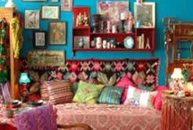 // gypsy living // / the bohemian lifestyle