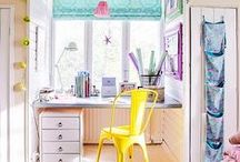 Spring colours / Spring colours are finally back. Check our board for a  selection of bright tones and joyful hues unleashed in stylish interiors and for advice on matching those distinctive elements.