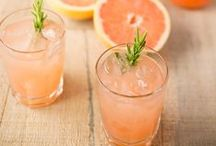 Pink Cocktails / Cocktail recipes in PINK!