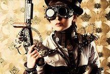 Steampunk / Steampunk fashion