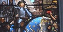 Joana d'Arc - Joan of Arc / Art (statues, pictures, etc.) of Joan of Arc