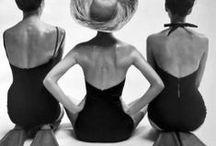 vintage vogue. / ~ fashions fade, style is eternal ~ Yves Saint Laurent.