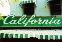 places // california / I love California, if you couldn't tell. / by Oleander and Palm // Jeran