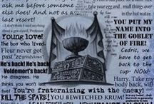 Harry Potter! / by Kayla Bradshaw