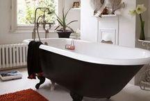 Bathrooms I Adore! / Beautiful bathroom inspiration.  / by Nicki Parrish@SweetParrishPlace