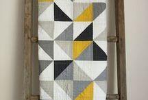 arts+crafts // quilts / Gorgeous quilt patterns.