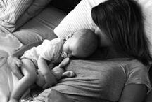 """baby baby / """"Indeed, is there anything more charming in the world than a beautiful young mother with a healthy child in her arms?"""" -Ivan Turgenev, Fathers and Sons"""
