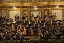 Orchestras / Symphony orchestras from around the world.