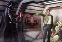 Star Wars and Doctor Who / by Rachelle Drapeau-Anderson