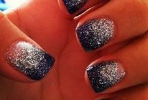 Nails at Your Fingertips / Beyond your basic manicures, nail art tutorials, and pretty pedicures!