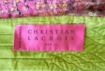 CHRISTIAN LACROIX! / by Flo Renz