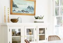 home // dining room / Design for the dining room.