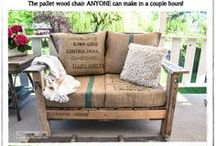 Uses For Wooden Pallets / Pallet Projects / by Nicki Parrish / SweetParrishPlace
