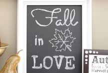 Fall Decor / Fall decor inspiration