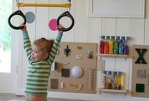 Play!! / Kids area / by Wendy Whitlock