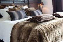 Boudoirs / Bedroom inspiration to create a relaxing retreat.