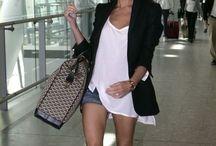 Celebrity style / by Laila .