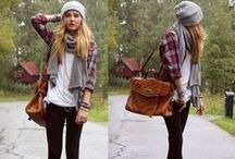 Fall fashion / Fall fashion inspiration