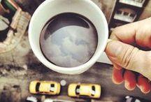 Uh, ¡café!