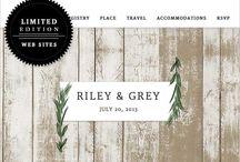 WEB   Wedding site