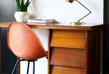 style // mid-century modern / Can't have too much mid-century modern.
