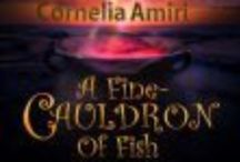 fantasy comedy romance A Fine Cauldron Of Fish