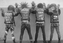Punkrock / Punkrock Pins. Punk's not dead!