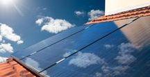 Photovoltaïque : produisez votre électricité ! / #photovoltaique #autoconsommation #solairethermique #solaire #panneaux #silicium #capteurs #onduleur #enedis #erdf #economies #enr #energiesrenouvelables #croissanceverte #vert #ecologie #ecolo #renovationenergetique
