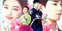 Korean Drama Art