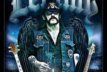 MUSIC 2 -LEMMY AND MOTORHEAD