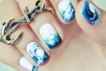 ♥ Nails ♥ / Nail inspiration, work done by others