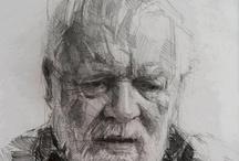 1. Portraits and Figures 1 / by John Skrabalak