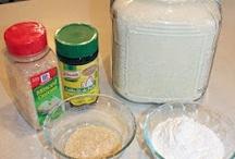 DIY Seasonings & Mixes / by Helen Walker