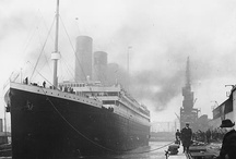 RMS Titanic / by Elise .