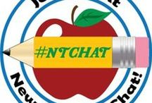 #ntchat on Twitter / Lisa Dabbs is the founder of New Teacher Chat! This chat was created to provide weekly mentoring and focus on the needs of new, new to the profession and pre-service teachers. The chat is supportive and practitioner focused. It occurs on Twitter from 5pm-6pm PST/8pm-9pm ET on Wednesdays. Use the #ntchat hashtag to join the conversation and post your thoughts throughout the week on Twitter. Monthly Co Mods include: @mrdkeenan, and @dmantz7. / by Lisa Dabbs at TeachwithSoul