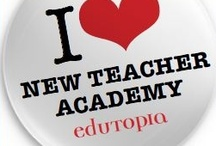 Working with Parents / Welcome to week four of Edutopia's New Teacher Academy! This board is dedicated to Working with Parents resource support. Each week, in the New Teacher Academy, we looked at five key topics that offered resources to new teachers in five key areas. This was shared via blog posts on Edutopia.org and a content specific #ntchat.